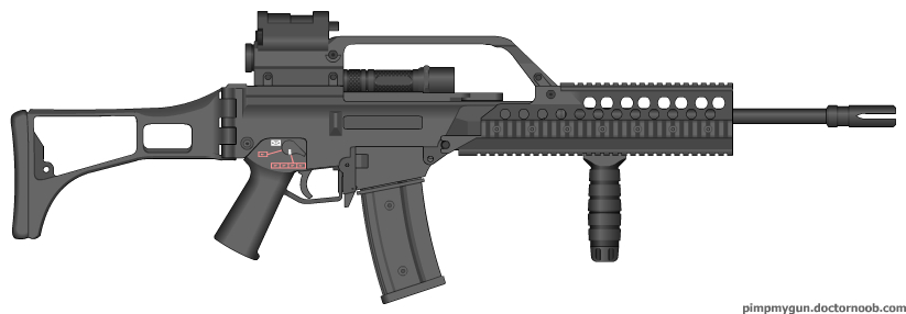 Modified G36